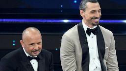 Sanremo 2021, terza serata: Ibra incontra Mihajlovic e Grande