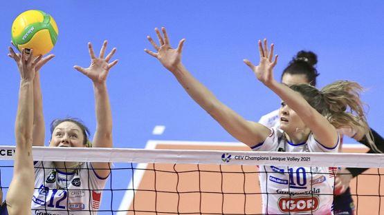 Volley, la Coppa Italia se la giocano Novara e Conegliano