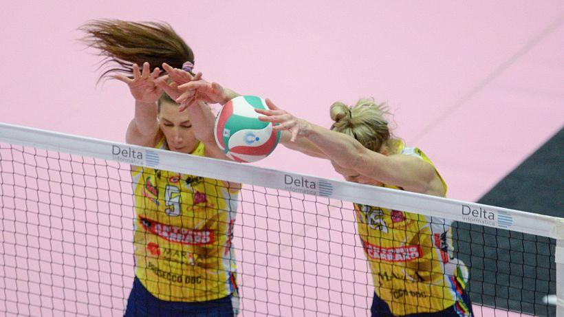 Volley: Champions verso il ritorno della semifinale tra Imoco e Novara