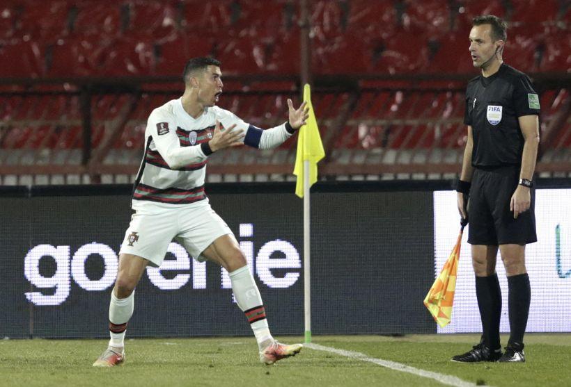 Marelli fa chiarezza sul gol fantasma di Ronaldo