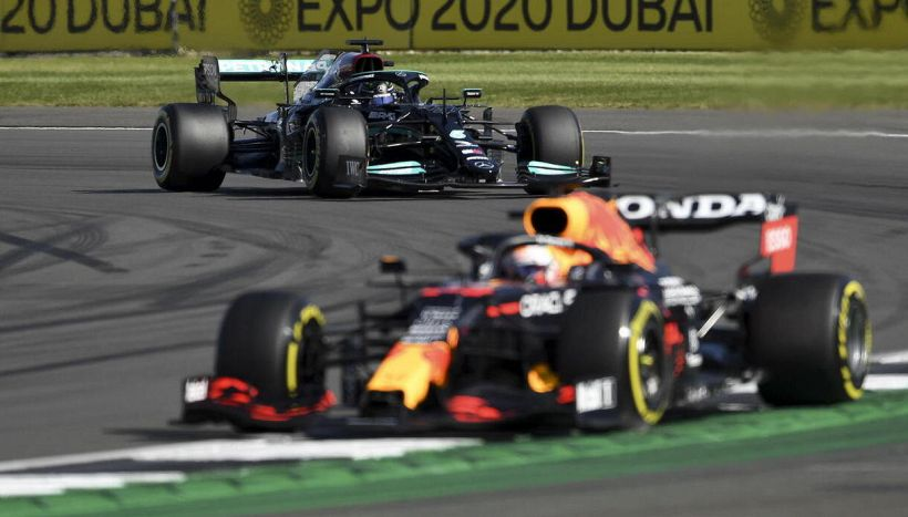 F1, GP Gran Bretagna: la gara in diretta live