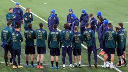 Italia, allarme Covid dopo la vittoria: quattro membri dello staff positivi