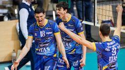 Volley: Trento e Perugia si giocano un posto in finale in Champions