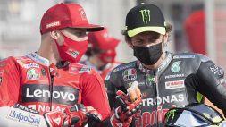 MotoGp, dopo le seconde libere bene la Ducati: Rossi è dietro
