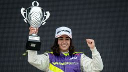 F1: Jamie Chadwick confermata in Williams