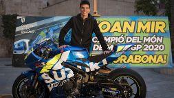 Moto GP, Joan Mir pronto per difendere il proprio titolo