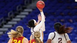 March Madness femminile: Texas A&M batte Iowa State all'overtime