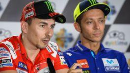 MotoGp, Lorenzo svela un clamoroso retroscena su Rossi