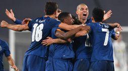 """La Juventus omaggia il Porto: """"Complimenti per il passaggio del turno"""""""