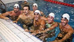 Giorgio Lamberti, il campione di nuoto