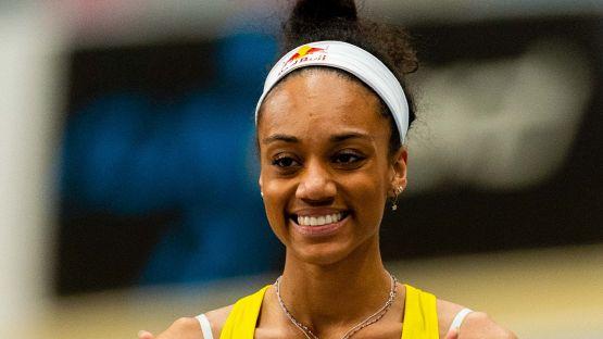 """Larissa Iapichino non perde il sorriso: """"Voglio essere positiva"""""""