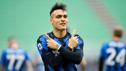 Lautaro, la scelta dell'Inter che non piace ai tifosi