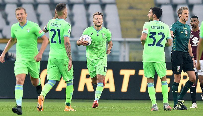 Lazio-Torino: la Lega sfida Federcalcio e Gravina, che accade ora