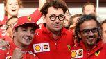 F1, Ferrari: Binotto pronto alla rivoluzione, Leclerc e Sainz scettici