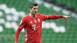 Lewandowski nella storia della Bundesliga: è il 2° marcatore di sempre