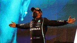 """Hamilton: """"Oggi ho dovuto fare qualcosa di speciale"""""""