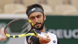 Atp Dubai, eliminato Giustino: mercoledì ottavi con Sinner e Sonego