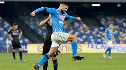 Napoli, Lorenzo Insigne: l'agente prende tempo sul rinnovo
