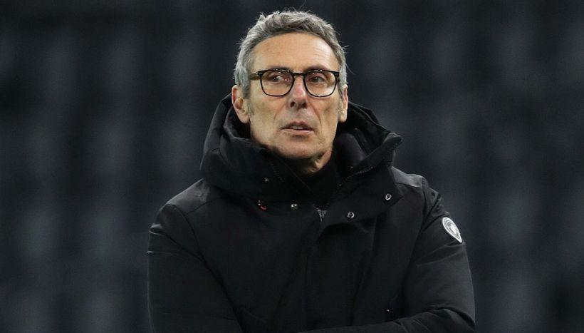 Luca Gotti multato: il tecnico dell'Udinese era a una festa