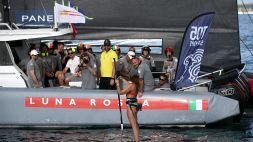 Coppa America: Luna Rossa ci resta male