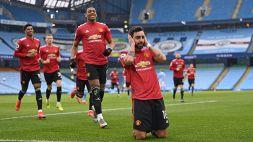 Il Manchester United avvisa il Milan: colpaccio in casa del City