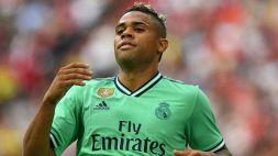 Real Madrid: Mariano Diaz in dubbio contro l'Atalanta