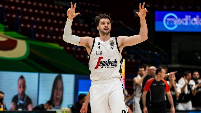 Basket, Bonamico: La Virtus è ripartita bene dopo la sosta