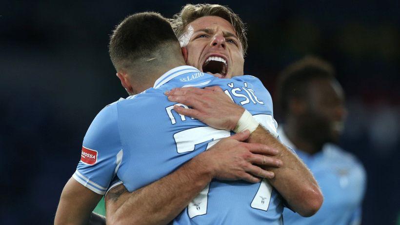 Udinese-Lazio 0-1: Marusic tiene i biancocelesti nella corsa Champions