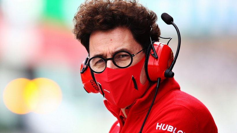 F1, Ferrari: bordata di Mattia Binotto a Sebastian Vettel