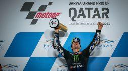 """MotoGP, Vinales: """"Grande feeling con la mia M1"""""""