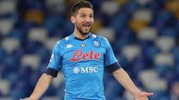 """Mertens: """"A Napoli mi sento un re, fare l'allenatore è stressante"""""""