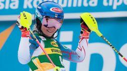 Sci, Shiffrin si impone nello slalom di Jasna