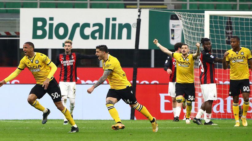 Serie A, Udinese-Sassuolo: probabili formazioni