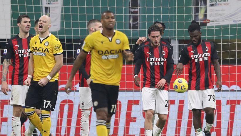 Serie A, scoppia la polemica per il rigore assegnato al Milan