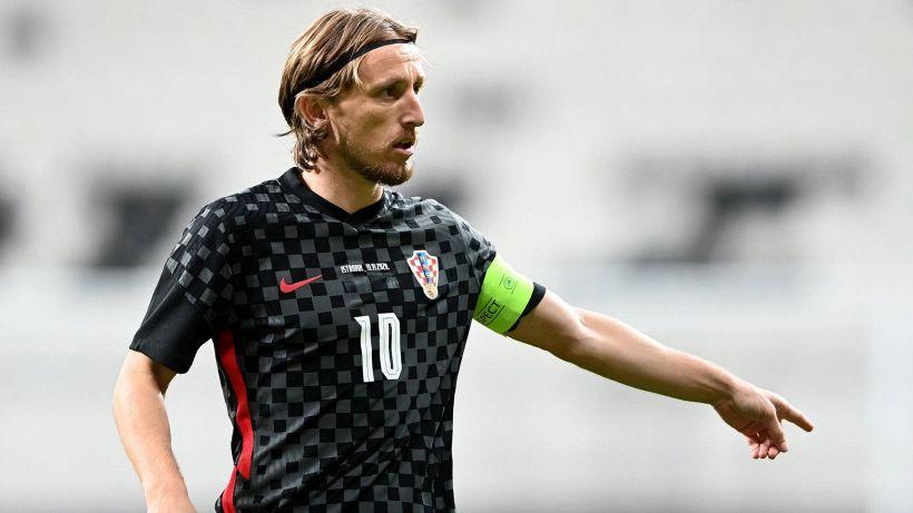 Modric supera Srna: record di presenze con la Croazia
