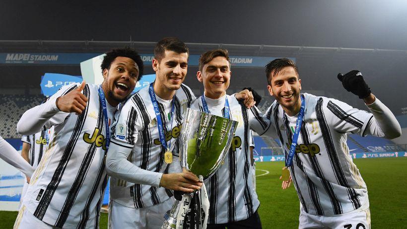 Mercato Juventus: destini diversi per due top player