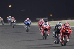 MotoGp Doha: Quartararo vince su Zarco e Martin. Rossi male