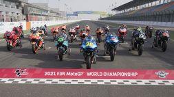 MotoGP, tutto pronto in Qatar, le foto