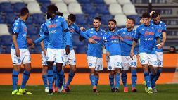 Napoli: i tifosi si aggrappano a una speranza