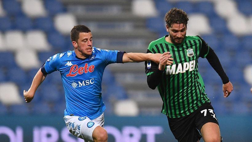 Serie A: 3-3 show tra Sassuolo e Napoli, finale da brividi