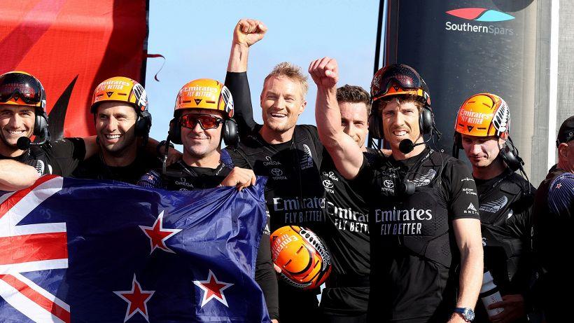 Coppa America a New Zealand, Luna Rossa guarda avanti