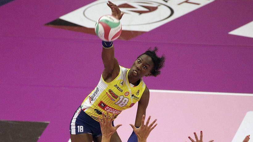 Volley, Egonu incoraggia le compagne in vista della finale di Champions