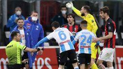 Milan stangato: punito Rebic, multato Donnarumma per insulti
