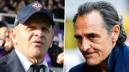 Fiorentina: dopo le dimissioni di Prandelli, torna Iachini