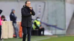 """Fiorentina, Prandelli: """"Questo mondo non fa più per me"""""""