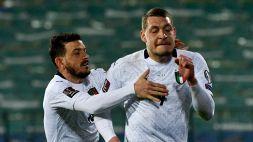 Qualificazioni mondiali: Bulgaria-Italia 0-2, le foto