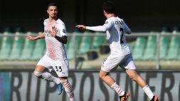 Serie A, Hellas Verona-Milan 0-2: le foto