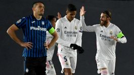 Real Madrid spietato, Atalanta fuori dalla Champions League