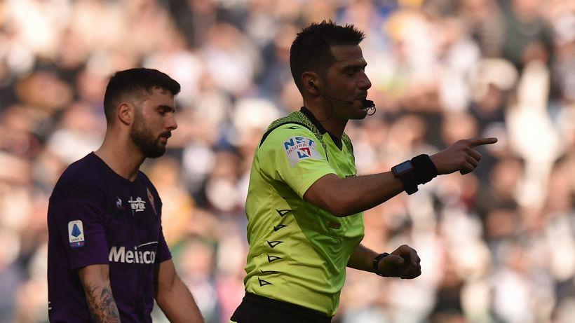 Serie B: gli arbitri per la 27a giornata