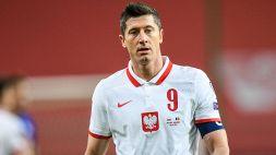 Polonia, la stella è Robert Lewandowski